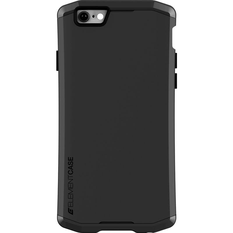 Element Case Aura iPhone 6 Plus/6s Plus Case | Black EMT-322-100E-01