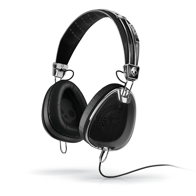 Skullcandy | Aviator Black w/Mic