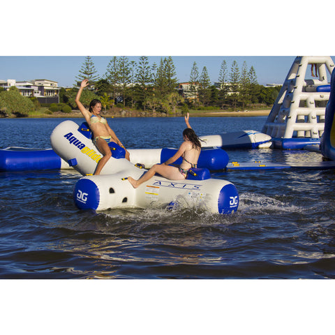Aquaglide Axis Water Rocker | Yellow/Blue/White 58-5215116