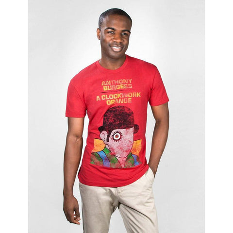 Out of Print A Clockwork Orange Men's T-Shirt | Red