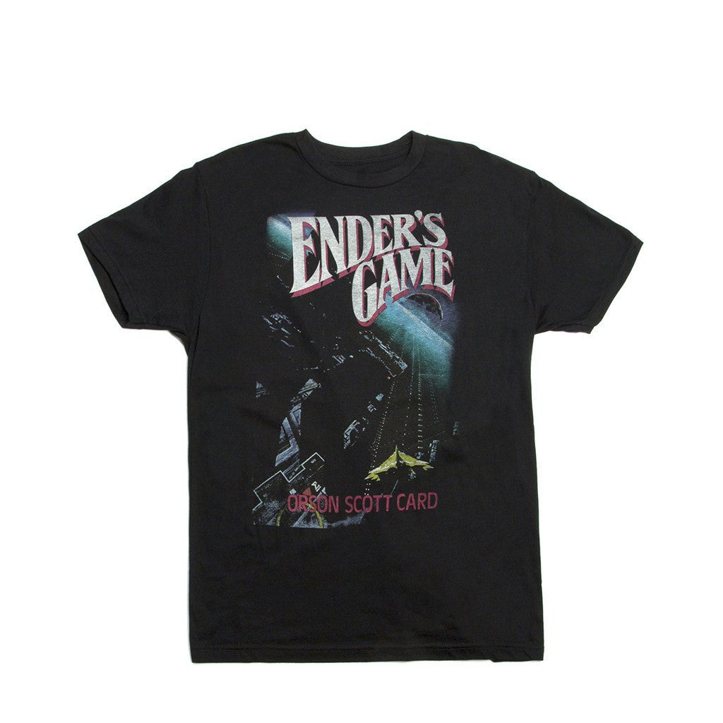 Out of Print Ender's Game Men's T-Shirt | Black B-1129