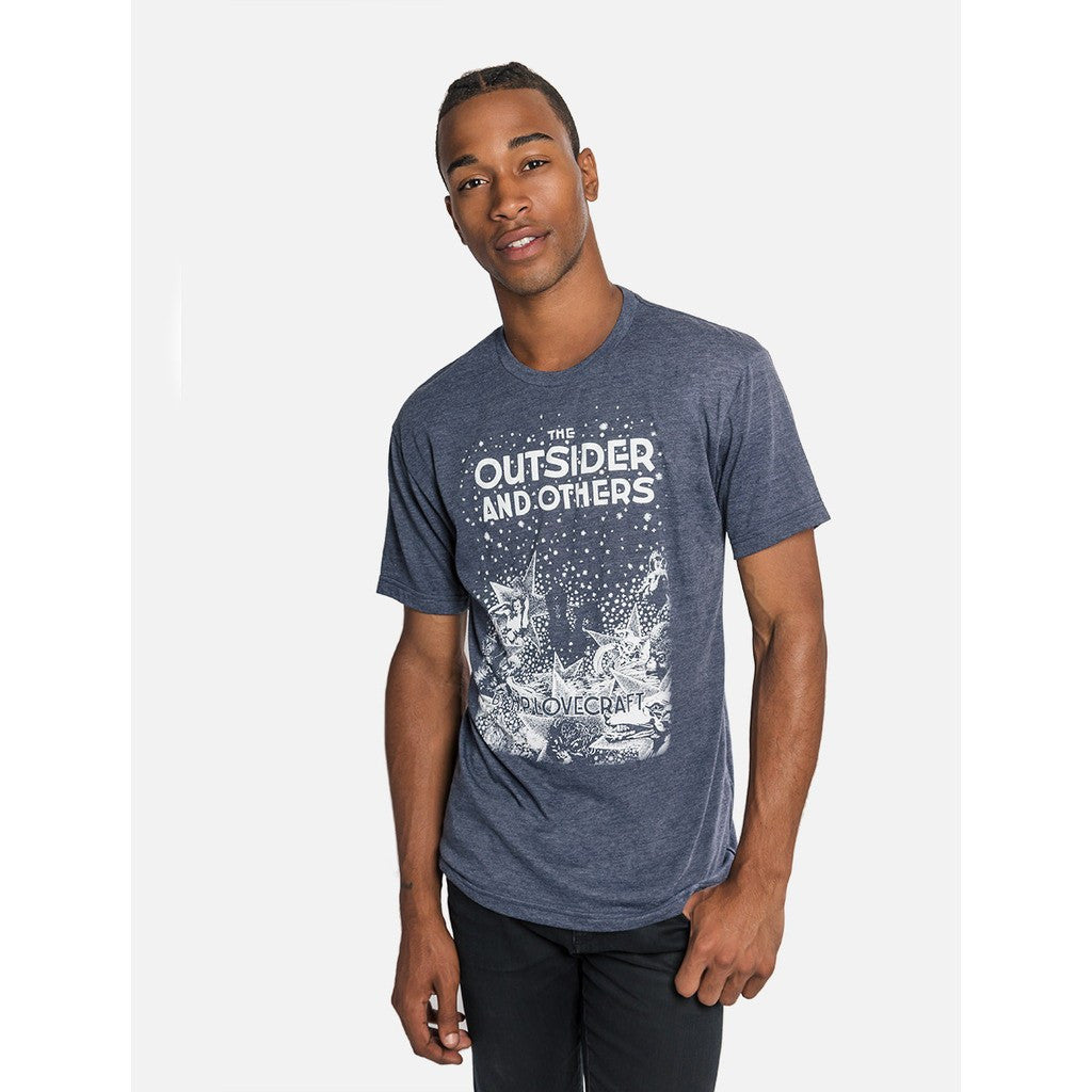 Out of Print The Outsider and Others T-Shirt | Vintage Navy
