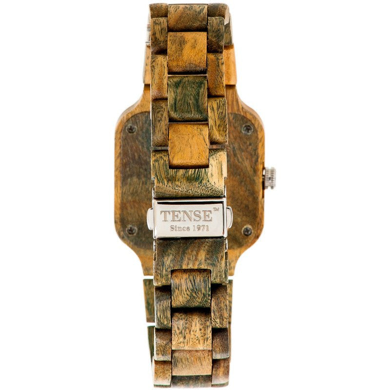 Tense Summit Adventure Men's Watch Green Sandalwood | B7305G