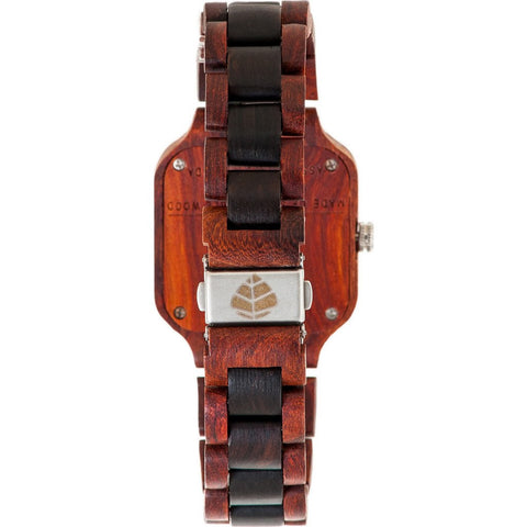 Tense Summit Watch | Rosewood/Dark Sandalwood/Black Dial B7305RD-BG