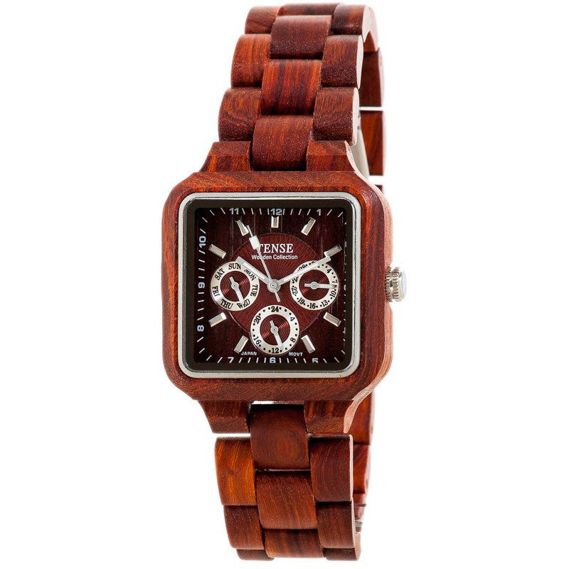 Tense Summit Adventure Men's Watch Sandalwood | B7305S