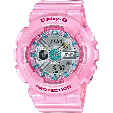 Casio Baby-G BA-110CA-4ACR Watch | Pink