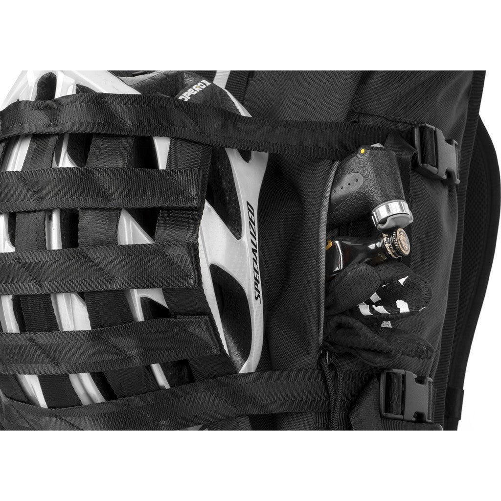 Chrome Barrage Cargo Backpack | Black/Black