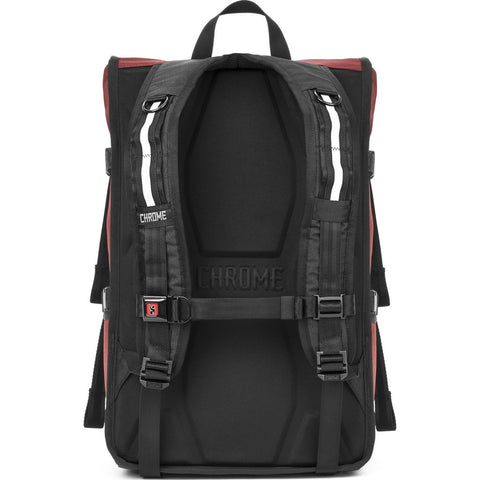 Chrome Barrage Cargo Backpack | Brick/Black BG-163 BRIK