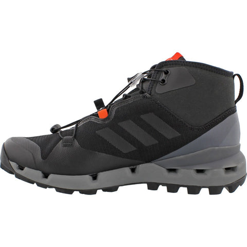 Adidas Terrex Fast GTX-Surround Running Shoes | Black/Black/Vista Grey BB0948