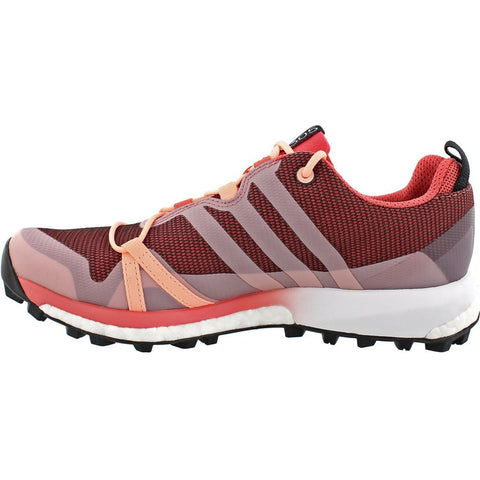 Adidas Women's Terrex Agravic GTX W Running Shoes | Tactile Pink/Haze Coral/White BB0970