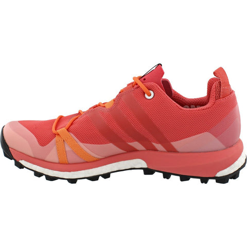 Adidas Women's Terrex Agravic W Running Shoes | Tactile Pink/Tactile Pink/Easy Orange BB0973