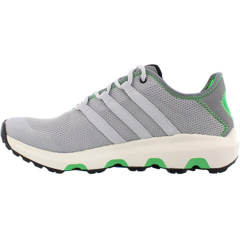 Adidas Terrex CC Voyager Running Shoes | Clear Onix/Clear Grey/Energy GreenBB1894