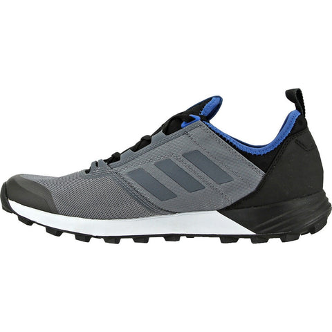 Adidas Terrex Agravic Speed Running Shoe | Vista Grey/Vista Grey/Core Blue