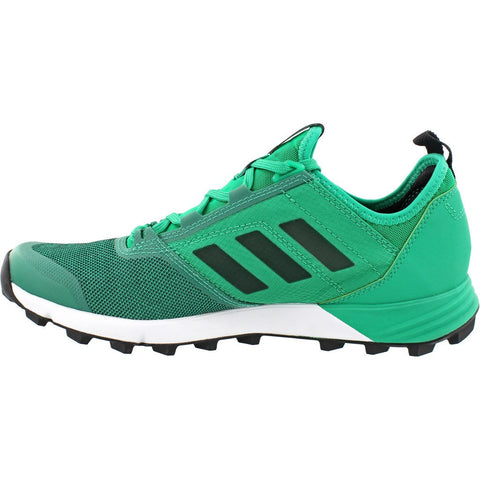 Adidas Women's Terrex Agravic Speed W Running Shoes | Core Green/Core Green/Black BB3066