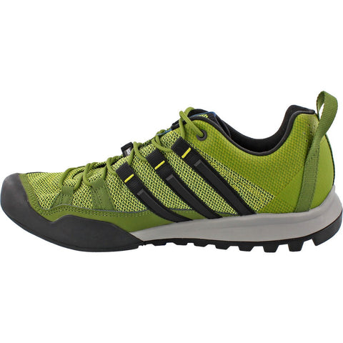 Adidas Terrex Solo Unity Running Shoe | Lime/Black/Core Blue