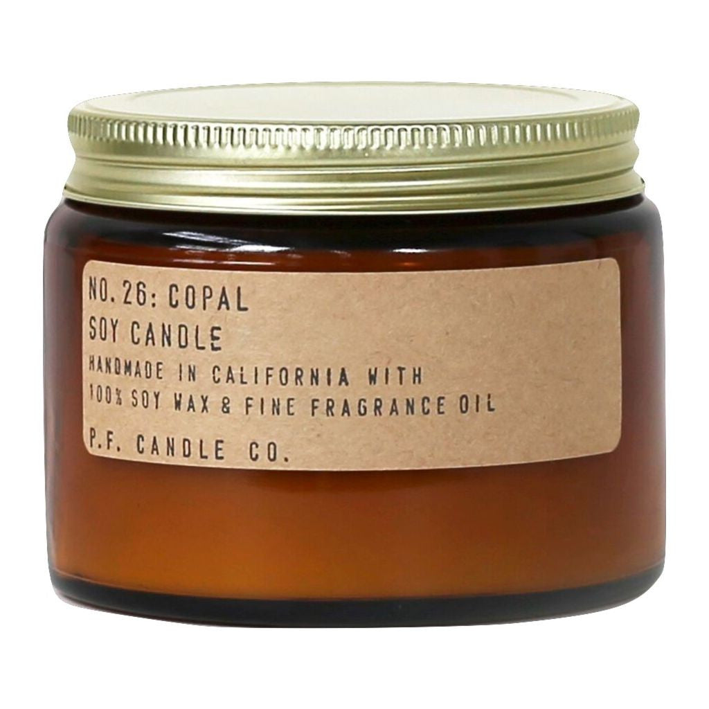 P.F. Candle Co. Double Wick Candle | Copal 14 oz BC26