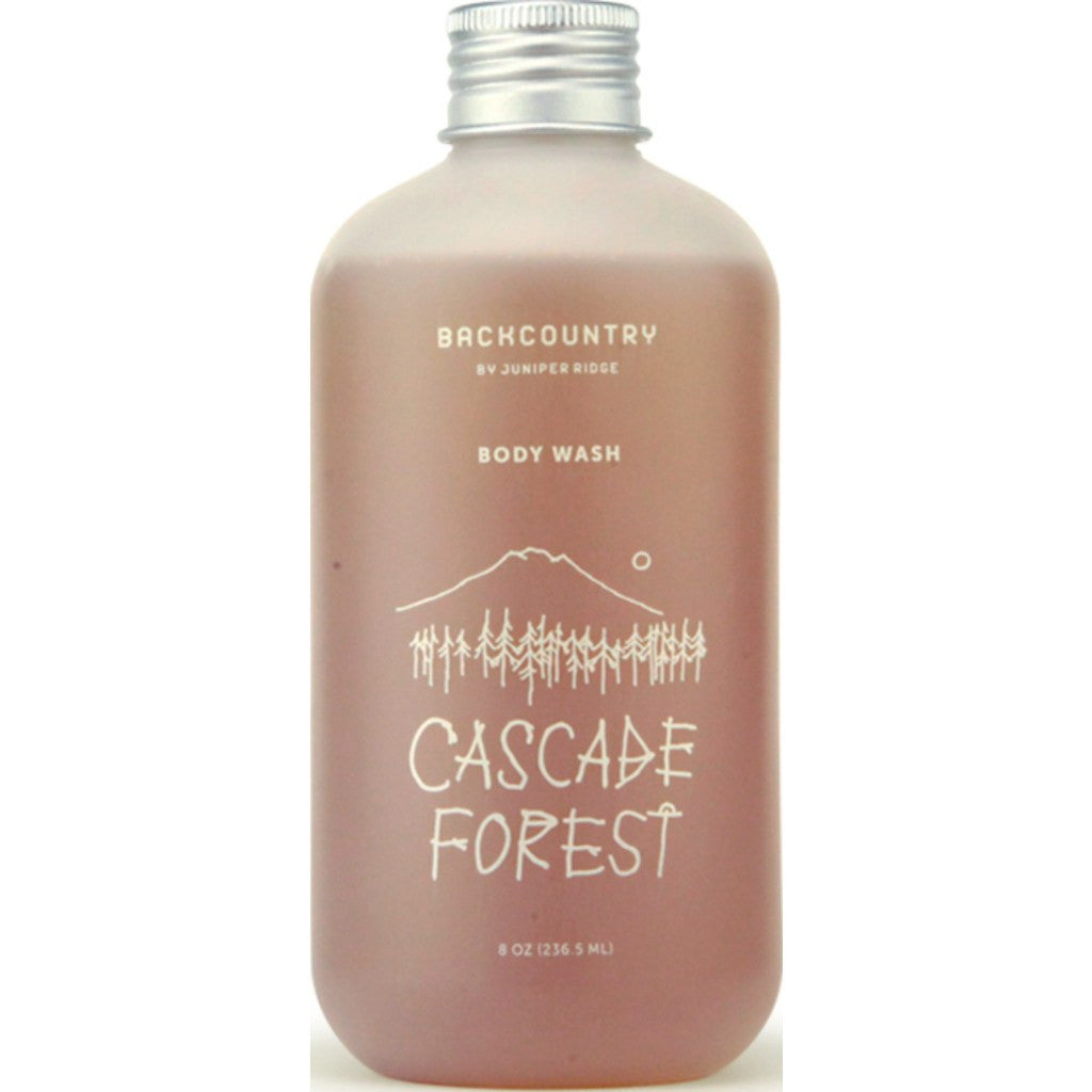 Juniper Ridge Backcountry Body Wash | Cascade Forest BA-SP-110