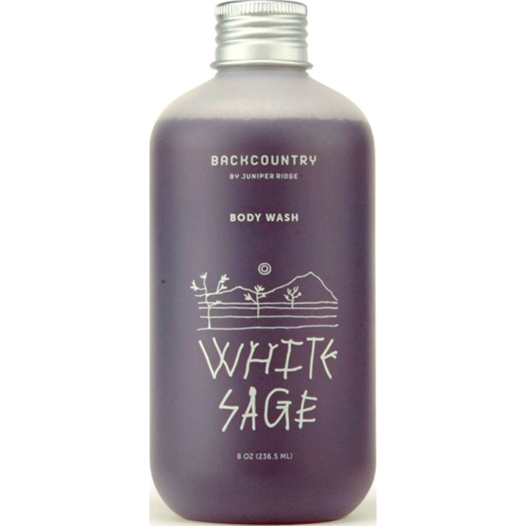 Juniper Ridge Backcountry Body Wash | White Sage BA-SP-310