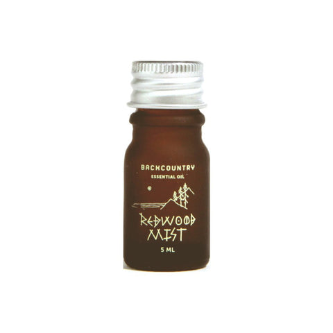 Juniper Ridge Essential Oil Trail Scent | Redwood Mist 5ml BA-EO-230
