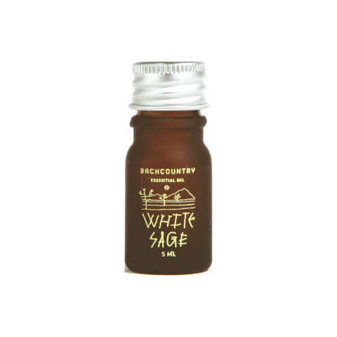 Juniper Ridge Essential Oil Trail Scent | White Sage 5ml BA-EO-310