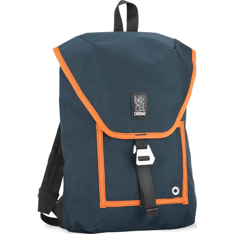 Chrome Bevin Daypack Ltd Backpack | Indigo/Snow