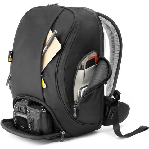 "Booq Boa Flow 17"" Laptop DSLR Backpack 