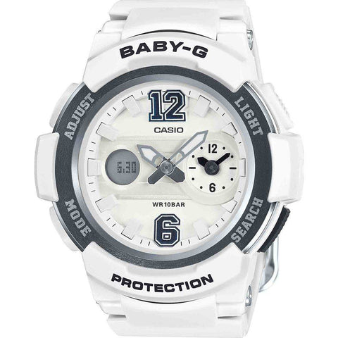 Casio Baby-G BGA210-7B1 Watch | White