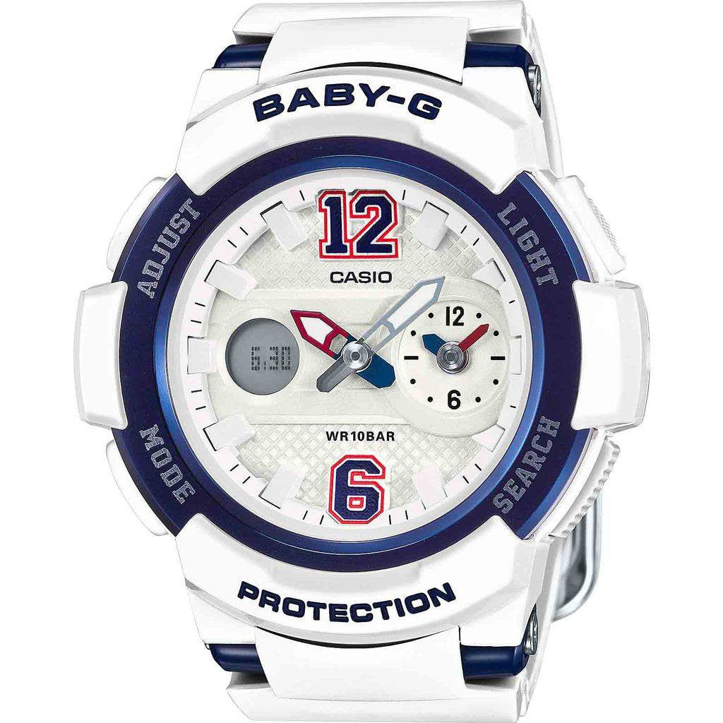 Casio Baby-G BGA210-7B2 Watch | White