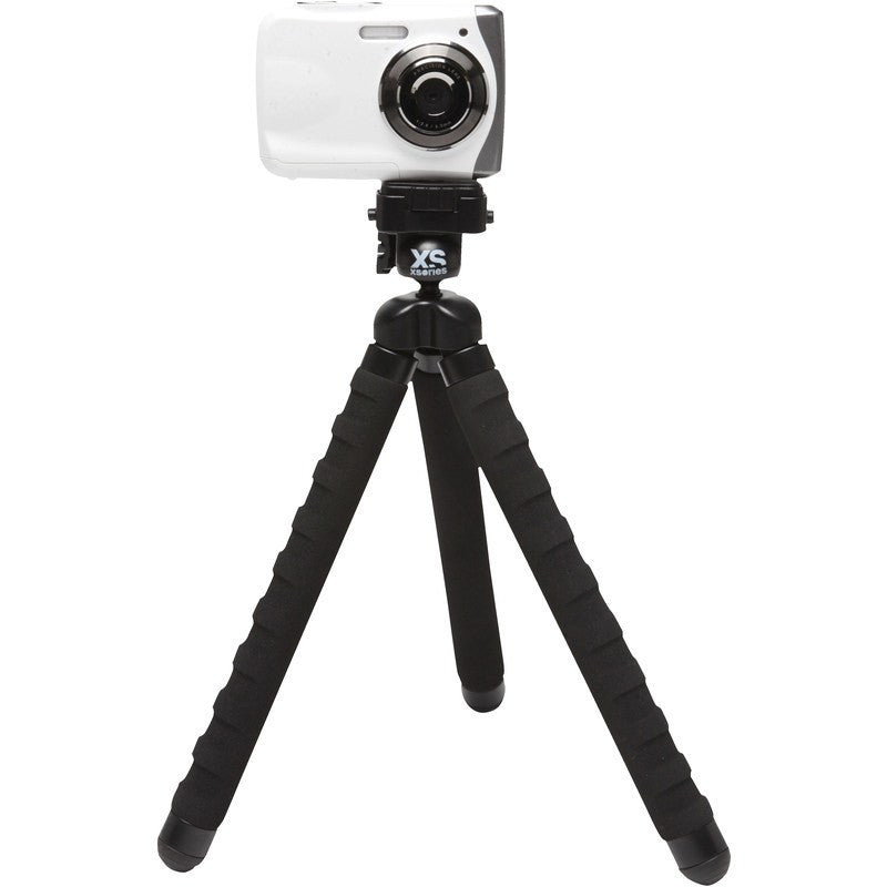 XSories Big Bendy Flexible Slip-Proof Tripod | Black