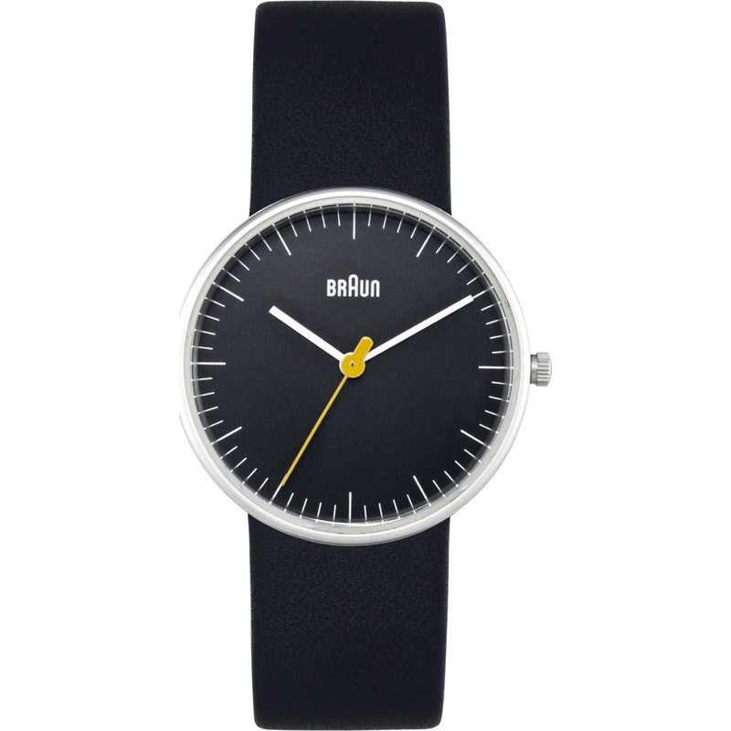 Braun BN0021 Black Classic Women's Watch | Leather BN0021BKBKL