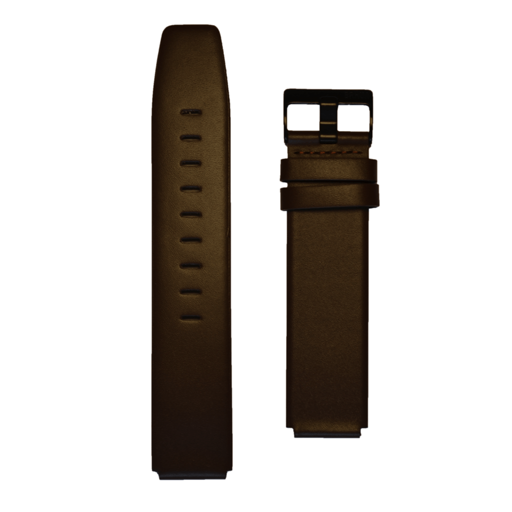 Braun Mens BN0035 BKBR Leather Strap | Brown