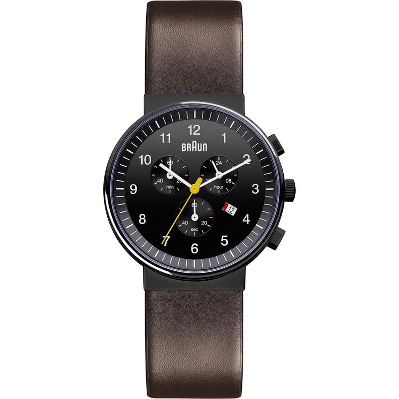 Braun BN0035 Brown Classic Watch | Leather BN0035BKBRG