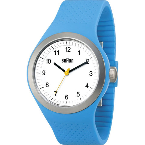 Braun BN0111 Blue Sports Watch | Silicone BN0111WHBLG