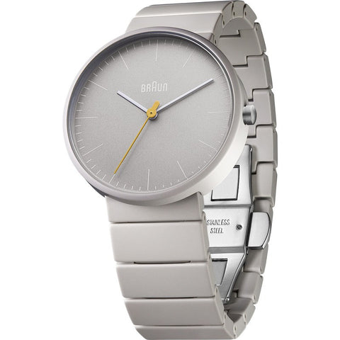 Braun BN0171 Full Ceramic Analog Men's Watch | Steel