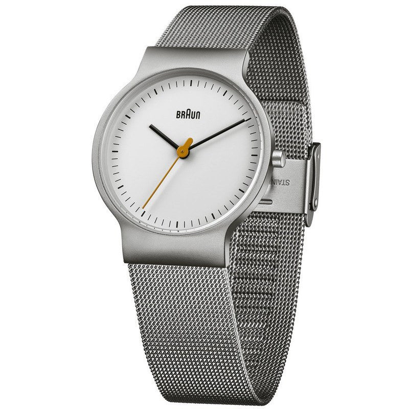 Braun BN-0211 Classic Slim Women's Watch | Steel Mesh
