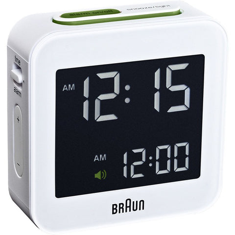 Braun BNC008 Digital Alarm Clock