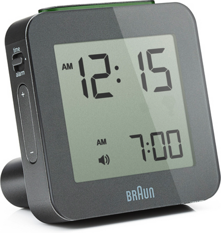 Braun BNC009 Digital Alarm Clock