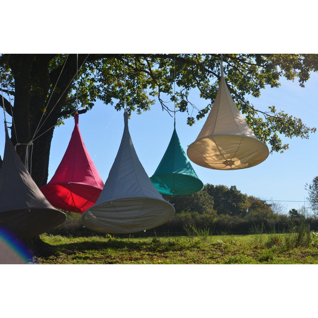Cacoon Bonsai Children's Hanging Hammock | Leaf Green BG002