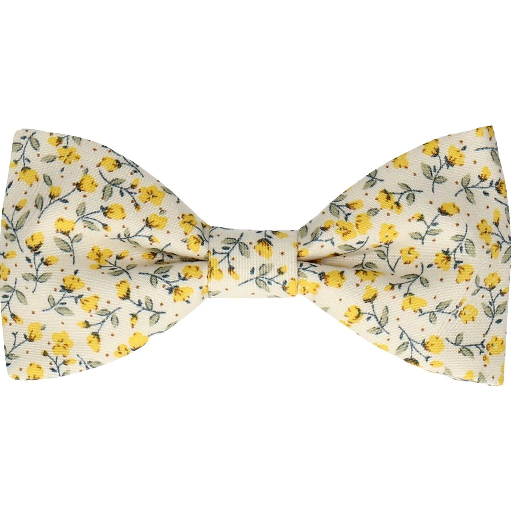 Mrs. Bow Tie Ashington Bow Tie | Yellow