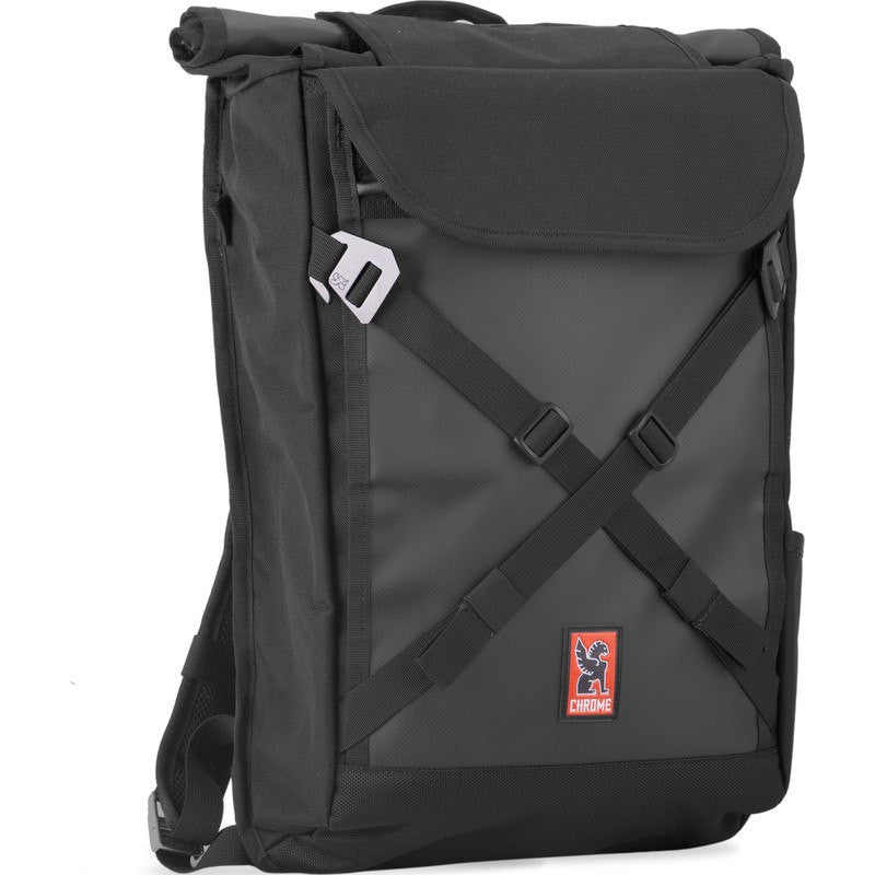 Chrome Bravo 2.0 Backpack | Black/Black