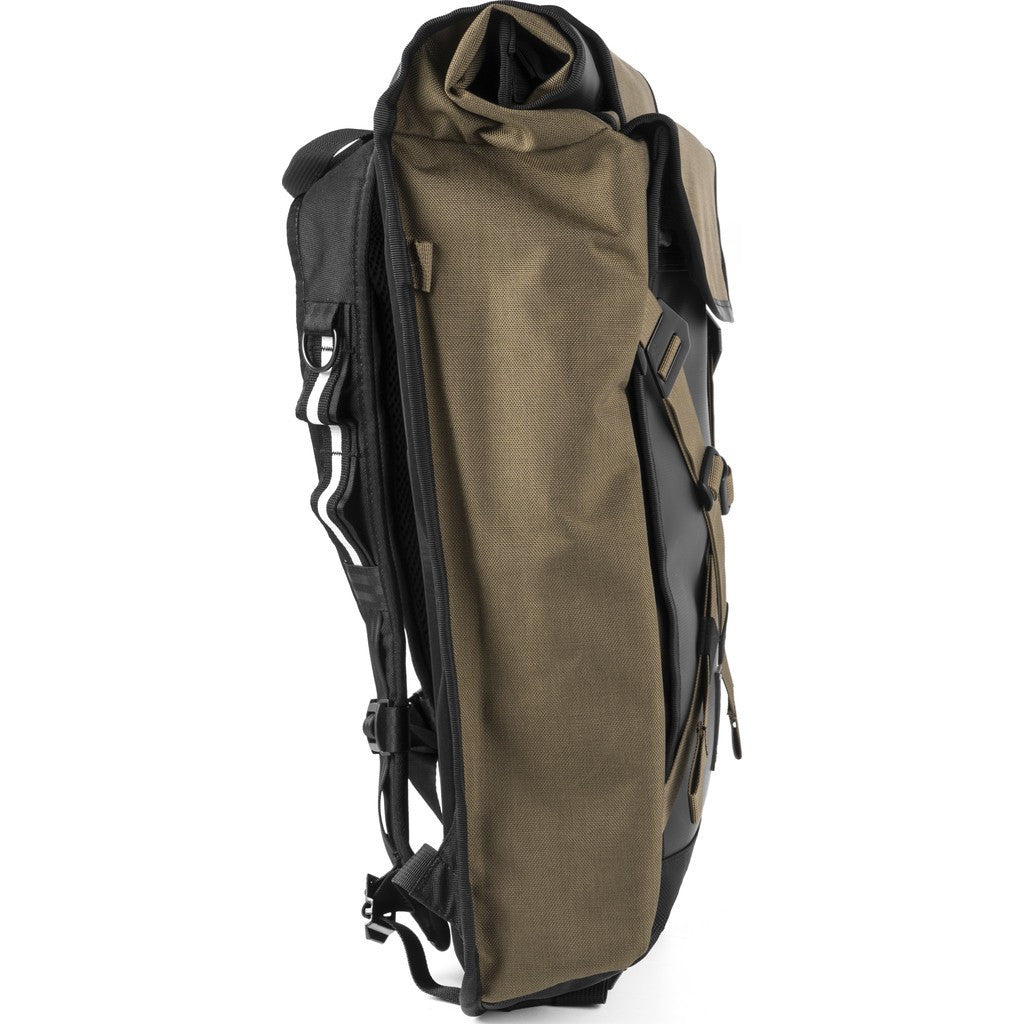 Chrome Bravo 2.0 Backpack | Brown/Black BG-190 MLBK