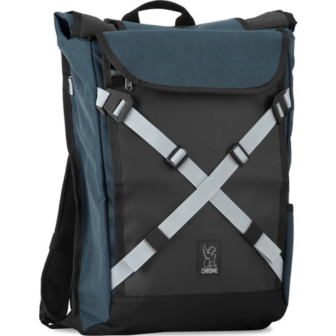 Chrome Bravo 2.0 Ltd Backpack | Indigo/Black/Jade
