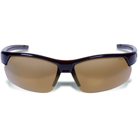 Gargoyles Breakaway Dark Brown Crystal Sunglasses | Brown/Bronze/Polarized