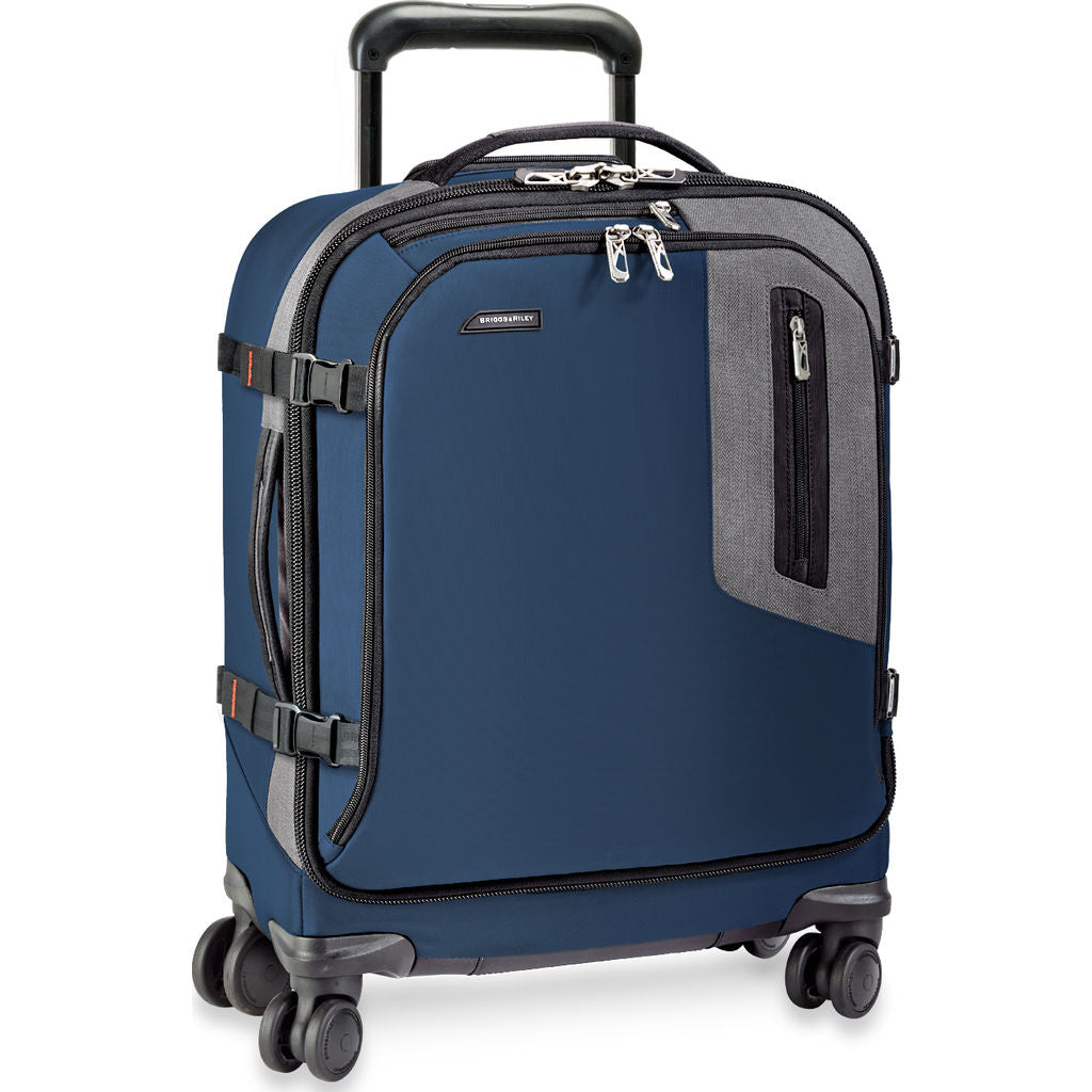 Briggs & Riley Explore International Wide-Body Spinner Suitcase  | Black