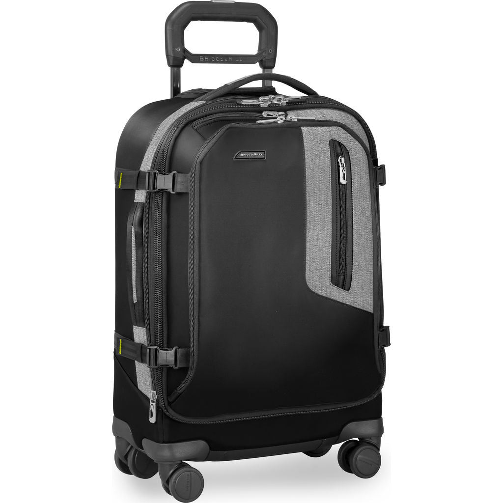 Briggs & Riley Explore Domestic Expandable Spinner Suitcase  | Black