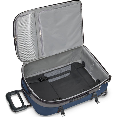 Briggs & Riley Explore Medium Expandable Upright Suitcase | Blue BU226X