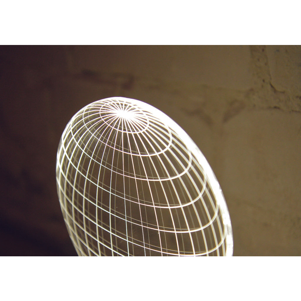 Studio Cheha Bulbing LED Table Lamp | Birch/Acrylic- CH-BULB