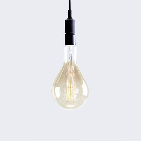 Aspen Brands Line Filament Edison Bulb | 60 Watt PS160-F2