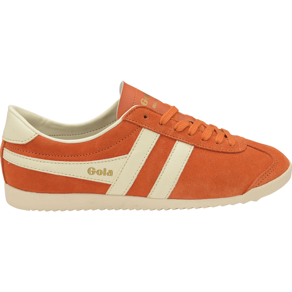 Women Bullet Suede Trainers Gola 4R8HH