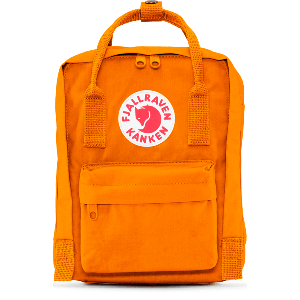 Fjallraven Kanken Kids Backpack | Burnt Orange F23551-212